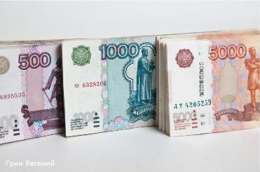 Минтруда: около 1,3 млн россиян получают зарплату не выше МРОТ