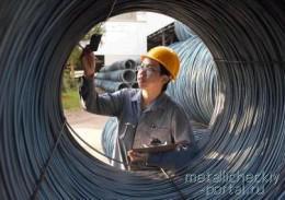 Стоимость тайваньского экспорта чугуна и стали в ноябре упала почти на 20%