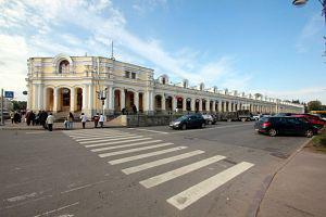 Гостиный двор в Пушкине выставлен на торги