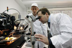 Россия будет развивать высокие технологии и заявит о себе как об их экспортере